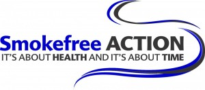 Smokefree Action Coalition logo_blue